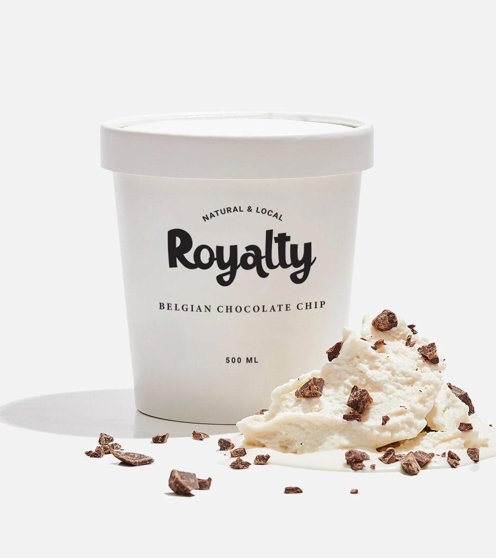 Royalty Ice Cream
