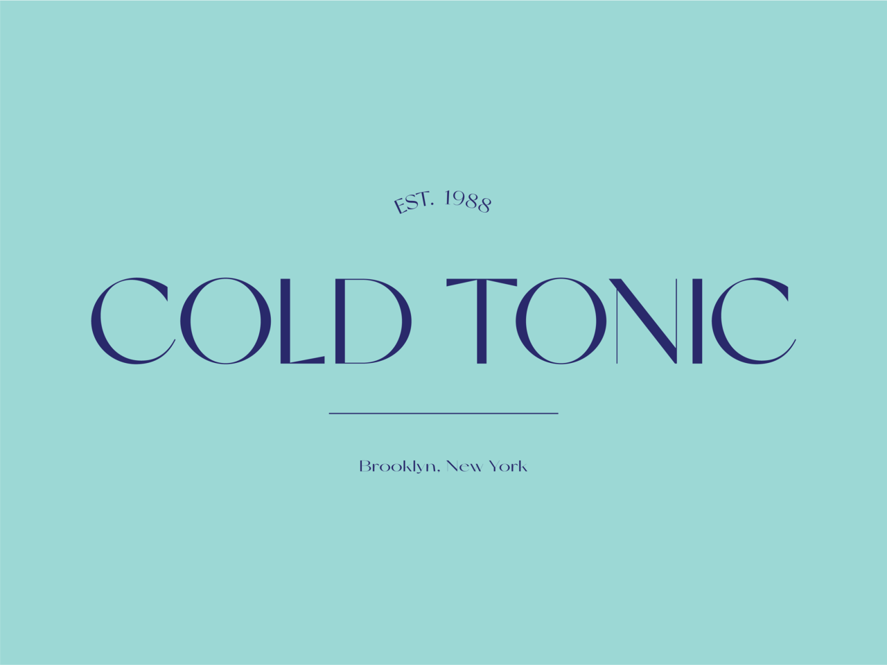 Cold Tonic